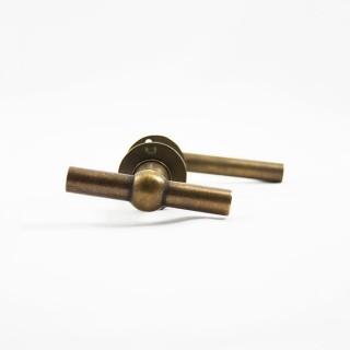 Türdrücker Bronze Antik