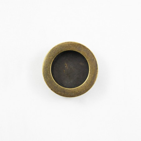 Einlassgriff Bronze Antik