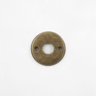 Rosette Bronze Antik