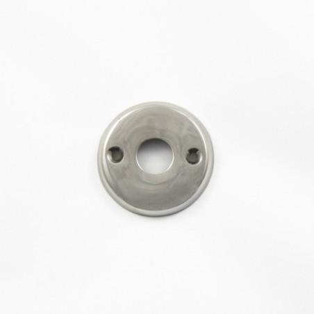 Rosette Nickel Poliert
