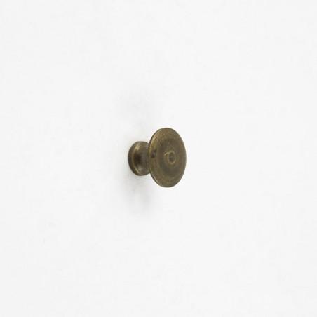 Möbelknopf Bronze Antik M