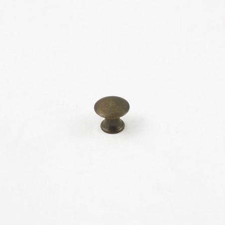 Möbelknopf Bronze Antik S