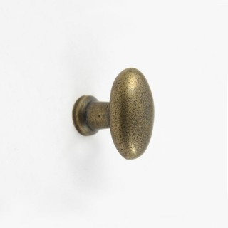 Knopf Bronze Antik