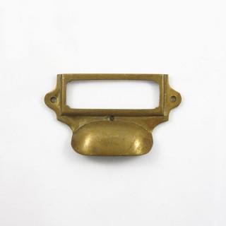 Schubladengriff Bronze Antik