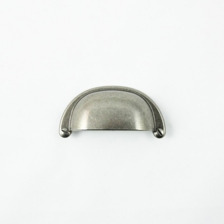 Schalengriff Silber Antik